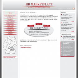 HR marketplace